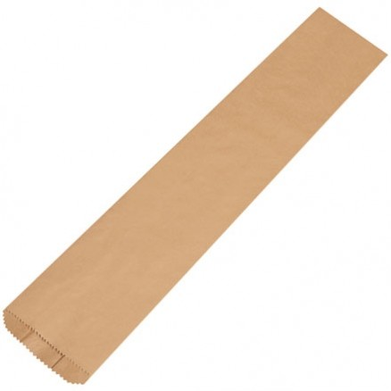 Kraft Bags For Tubes, 6 x 3 1/2 x 45""