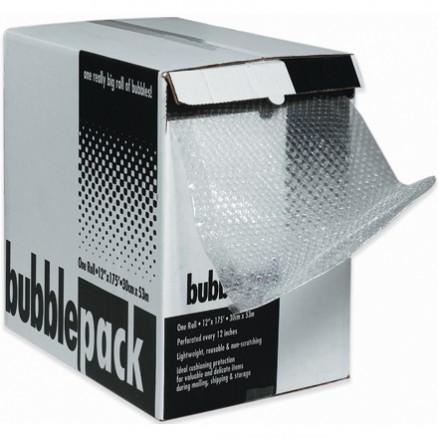 """Bubble Dispenser Boxes, 5/16"""" X 12"""" X 100"""