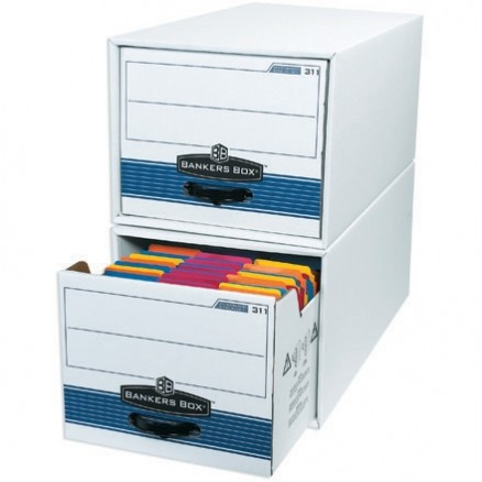 File Storage Drawers, 24 x 12 x 10""