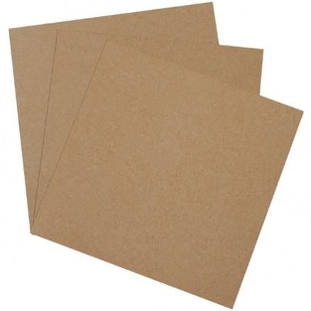 """Heavy Duty Chipboard Pads - 0.030"""" Thick, 12 x 12"""""""