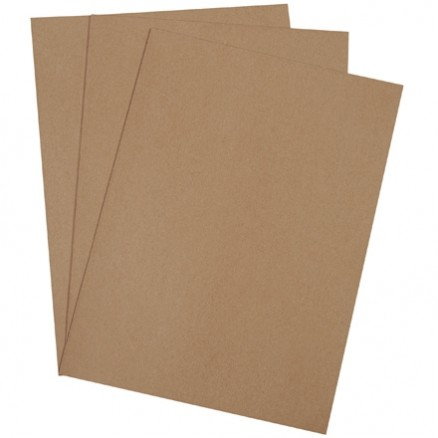 """Heavy Duty Chipboard Pads - 0.030"""" Thick, 26 x 38"""""""