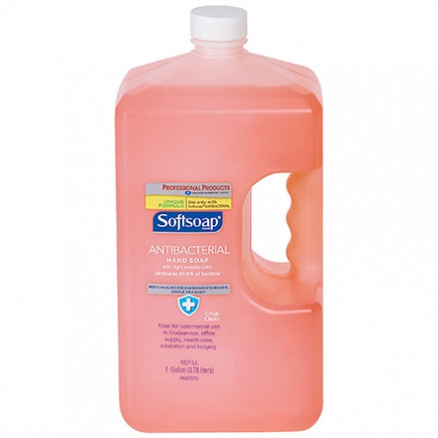 Softsoap® Antibacterial - 1 Gallon Refill