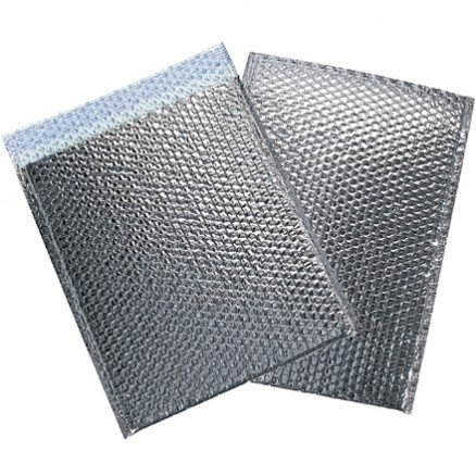"""Insulated Mailers, Bubble, 12 3/4 x 10 1/2"""""""