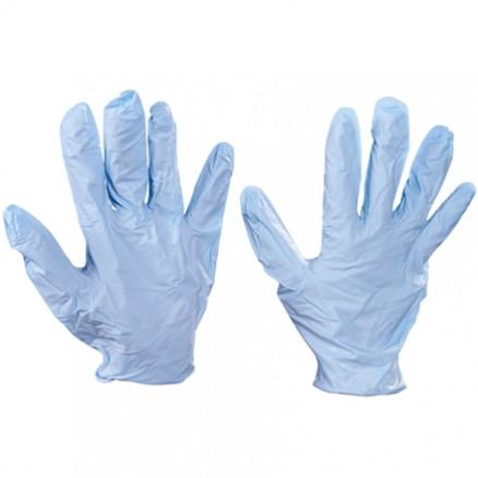 Best® 7500 Blue Nitrile Gloves - 4 Mil - Medium
