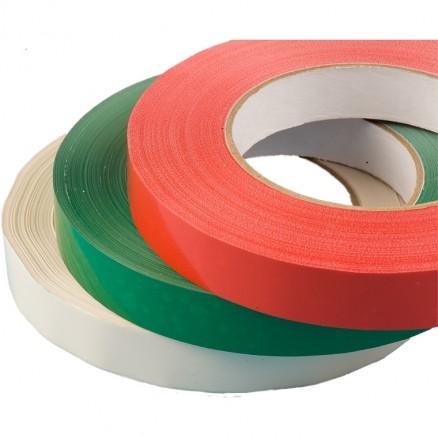 """Bag Sealing Tape, Red, 3/4"""" x 180 yds."""