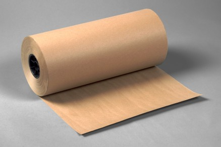 "Natural Kraft Butcher Paper Roll, 40#, 12"" x 900"