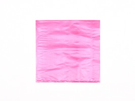 "Red Plastic Merchandise Bags, 6 1/4 x 9 1/4"""