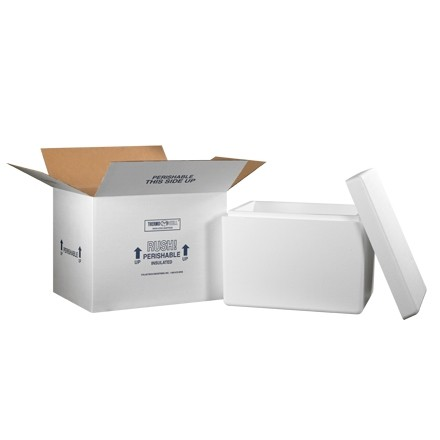 Insulated Shipping Kits, 21 1/4 x 15 1/2 x 19 1/2""