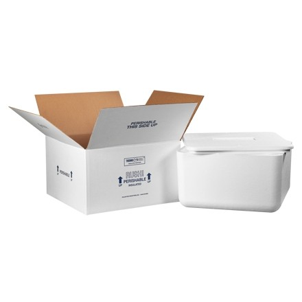 Insulated Shipping Kits, 17 x 17 x 12""