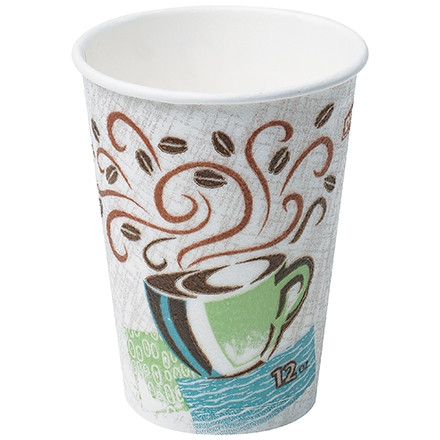 Dixie® Perfect Touch Insulated Cups, 12 oz.