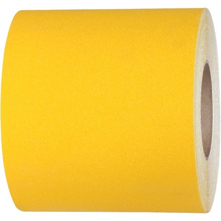 "Yellow Heavy Duty Anti-Slip Tape, 6"" x 60"