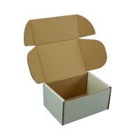 """E-Commerce Box - Tab Locking - 8"""" X 6"""" X 4.25"""""""