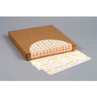 Dry Waxed Food Sheets, Yellow Delicious, 12 x 12""