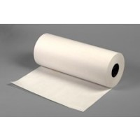 "Heavy Duty White Butcher Paper Roll, 40 #, 18"" x 1000'"