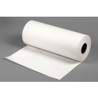"Heavy Duty White Butcher Paper Roll, 40 #, 12"" x 1000'"
