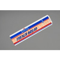 White French Bread Bags, 5 1/4 x 3 1/4 x 20""