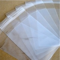 """Resealable Polypropylene Bags, 4 3/4 x 6 3/4"""", 1.5 Mil"""