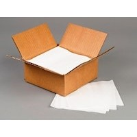 Patty Paper Sheets, Waxed, 6 x 6""