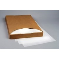 White Pan Liners, Silicone Paper, 24 3/8 x 16 3/8""