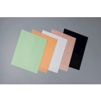 Steak Paper Sheets, Green, 30 x 6""