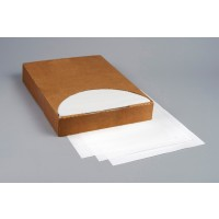 """White Pan Liners, Paper, 12 1/8 x 16 3/8"""""""