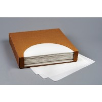 Pizza Liners, Silicone Parchment Paper, 12 3/16 x 12""