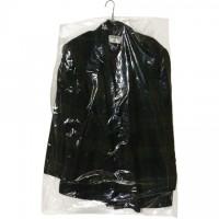 """Garment Bags - 21 x 72 x 4"""", 0.6 Mil Thick"""