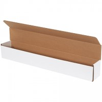 """Indestructo Mailers, White, 30 x 4 x 4"""""""