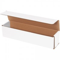 Indestructo Mailers, White, 14 x 3 x 3""