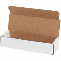 Indestructo Mailers, White, 10 x 3 x 2""