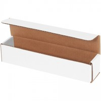 Indestructo Mailers, White, 10 x 2 x 2""