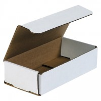 Indestructo Mailers, White, 8 x 4 x 2""