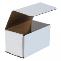 Indestructo Mailers, White, 7 x 4 x 4""