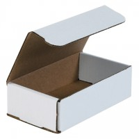 Indestructo Mailers, White, 7 x 4 x 2""