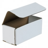 Indestructo Mailers, White, 7 x 3 x 3""