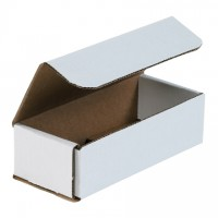 Indestructo Mailers, White, 7 x 3 x 2""
