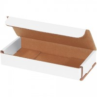 Indestructo Mailers, White, 7 x 3 x 1""