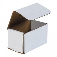 Indestructo Mailers, White, 5 x 3 x 3""