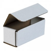 Indestructo Mailers, White, 5 x 2 x 2""