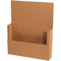 "Easy-Fold Mailers, Jumbo, Kraft, 32 x 22"""