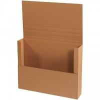 "Easy-Fold Mailers, Jumbo, Kraft, 30 x 24"""