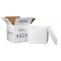 """Insulated Shipping Kits, 12 x 12 x 15 1/2"""""""
