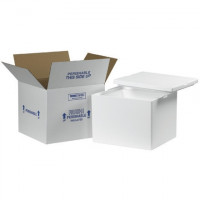 """Insulated Shipping Kits, 12 x 10 x 12"""""""
