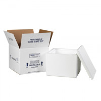 """Insulated Shipping Kits, 9 1/2 x 9 1/2 x 9 1/2"""""""