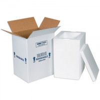 """Insulated Shipping Kits, 8 x 6 x 15"""""""