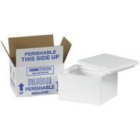 """Insulated Shipping Kits, 6 x 4 1/2 x 5"""""""