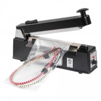 Impulse Sealer with Cutter - 8""