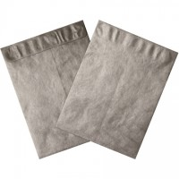 Tyvek® Envelopes, Silver, 10 x 13""