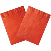 Tyvek® Envelopes, Red, 12 x 15 1/2""
