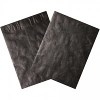 Tyvek® Envelopes, Black, 12 x 15 1/2""